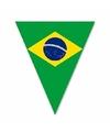 Versiering Brazilie vlaggenlijn 5 m